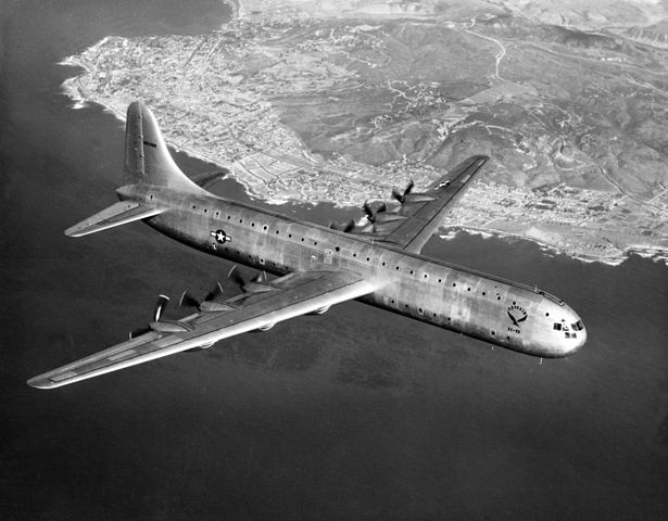 615px-Convair_XC-99_in_flight_c1948