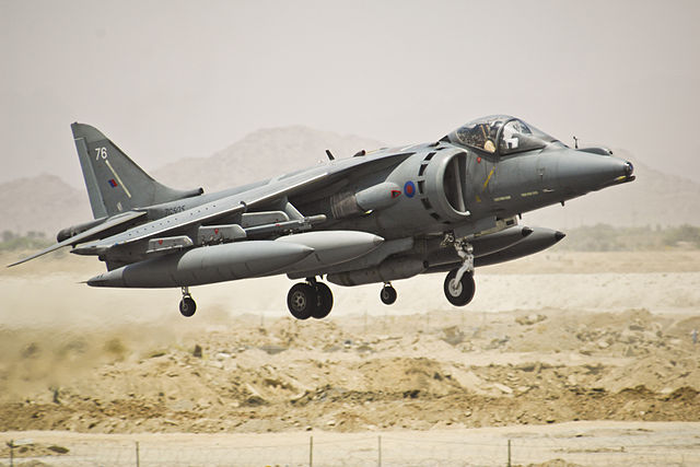 640px-GR9_Harrier_at_Kandahar_Airfield_MOD_45150417